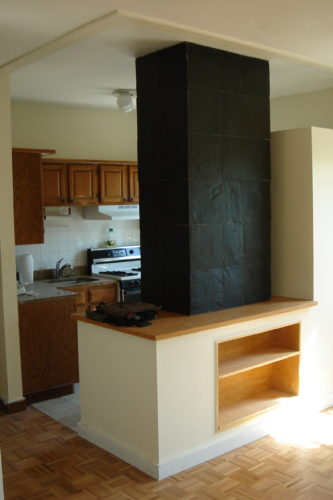 Pleasant Street Kitchen After